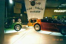 Concept Cars / Destaques dos Salões do Automóvel