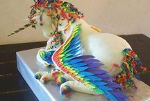 koda's 12th birthday cakes