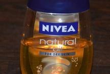 Nivea l'huile de douche