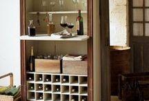 armoire apero