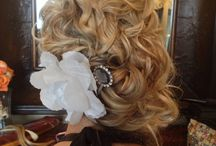 Wedding Updo / by Janessa Loftin