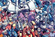Transformers IDW