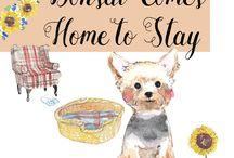 Favorite Children's Books & Dog Stories / Dog and horse books that kids love!