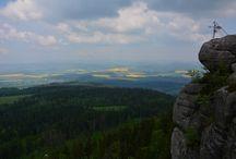 Main Sudetes Trail / Główny Szlak Sudecki