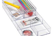 Storage and drawer organisers