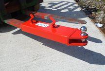 Multec Forklift Hitch Attachment (FHA)