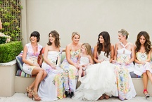 Bridal Party / by Becky Kim
