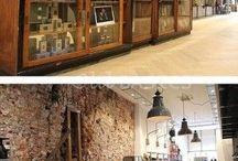 oude winkeel inrichting