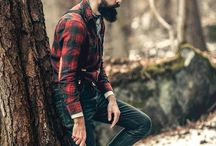 lumberjack shoot / houthakkers fotoshoot