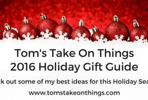 Holiday Gift Guides / Just a collection of my Holiday Gift Guides originating from Tom's Take On Things