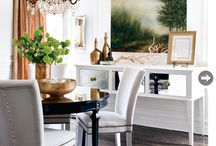 Dining area / by Hanna Evers