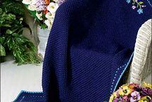 Afghan's, etc. / yarn / by Linda Beth