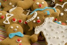 Christmas / Christmas foods, crafts, or themed pins