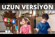 Ozmo Reklamı - Oyun Arkaşım O (Uzun Versiyon) Bebeklerin Sevdiği Reklamlar