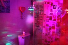 Neon Nights / Late Nights under Neon Lights.