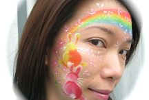 Face Painting Easter