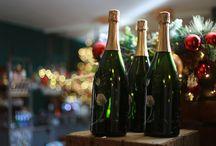 Świąteczny klimat w Bubbles / Święta w Bubbles - najlepszym barze w szampanem w samym sercu Warszawy!  http://www.bubbles.com.pl/