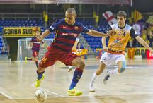 Sponsor de LNFS / RehabMedic, colaborador oficial de la Liga Nacional de Fútbol Sala