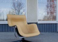 Uudelleen verhoiltuja design tuoleja / Finnish design newly upholstered by Anu-Riina