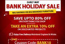 May Bank Holiday Sale