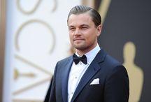 Leonardo DiCaprio / by Jam Schmidt