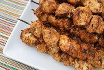 Spicy Southwest Skewers Recipe
