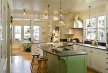 kitchens / by Russ Tyson