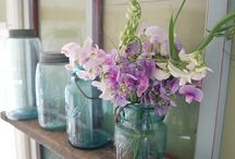 Mason Jar love / Mason Jars / by Lynea Ford