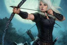 Fantasy/RPG Women
