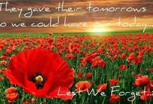 Remember those that have gone before