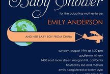 Baby shower ideas / by Angela Meek