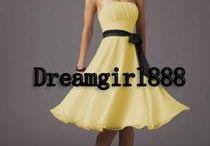 Wed-inspiration dresses etc / Bridal gowns, bridesmaid dresses and bridegroom attire
