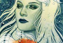 Kelly Mackernan / Art