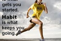 running and fitness / by dorie hite