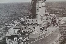 WW2 ships