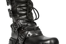 Mens Footwear / Platforms, Boots and Shoes
