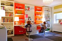 Kids rooms/Kids Homework station