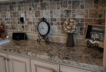 Kitchen cabinets / by Cheryl Heppard
