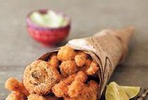 Food: Snacks & nibbles
