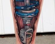 Krasse tattos