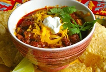 Chili / by Amy Bailey