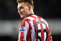 Nicklas Bendtner - Favourite Football Player