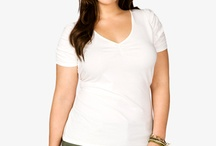 Tops and Blouses / Tops and blouses that flatter plus-size women.