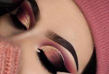 M A K E U P / Makeup ideas & products