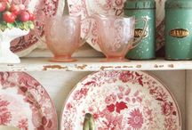 China, Glassware and Dishes