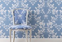 Lorca Fabrics & Wallpaper / Lorca available to order at Kevin Kelly Interiors. Call or check our website for more information.