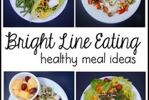 Bright line eating