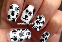 nail art / mes fotos