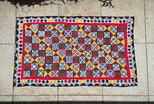 Ralli Quilts  / from Pakistan and India / by Sherry Byrd