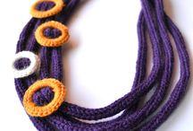 gioielli lana/cotone